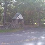 Gate House on Route 88